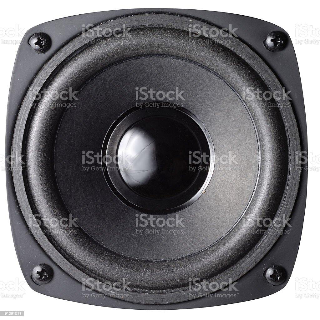 Loud Speaker stock photo