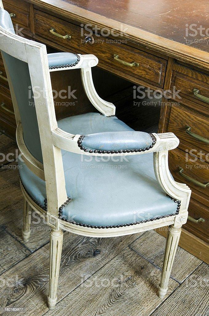Louis XVI style royalty-free stock photo