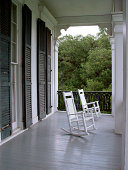 Louisiana - Plantation pourch