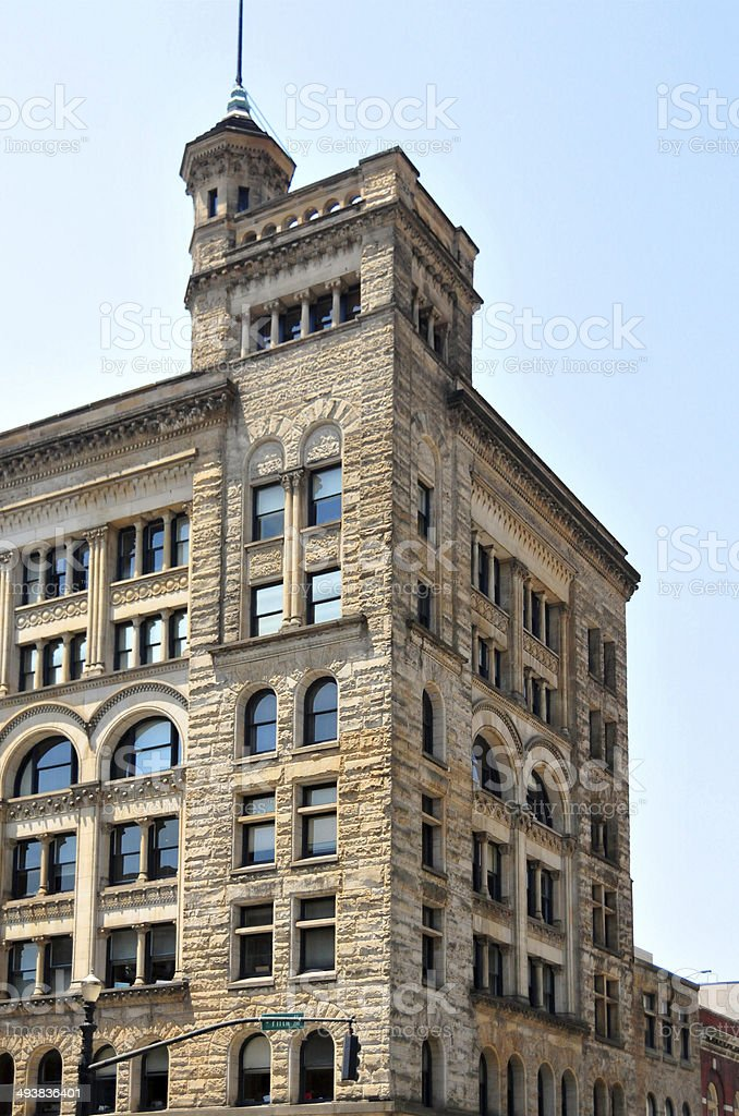 Louisville, Kentucky - Historic building stock photo