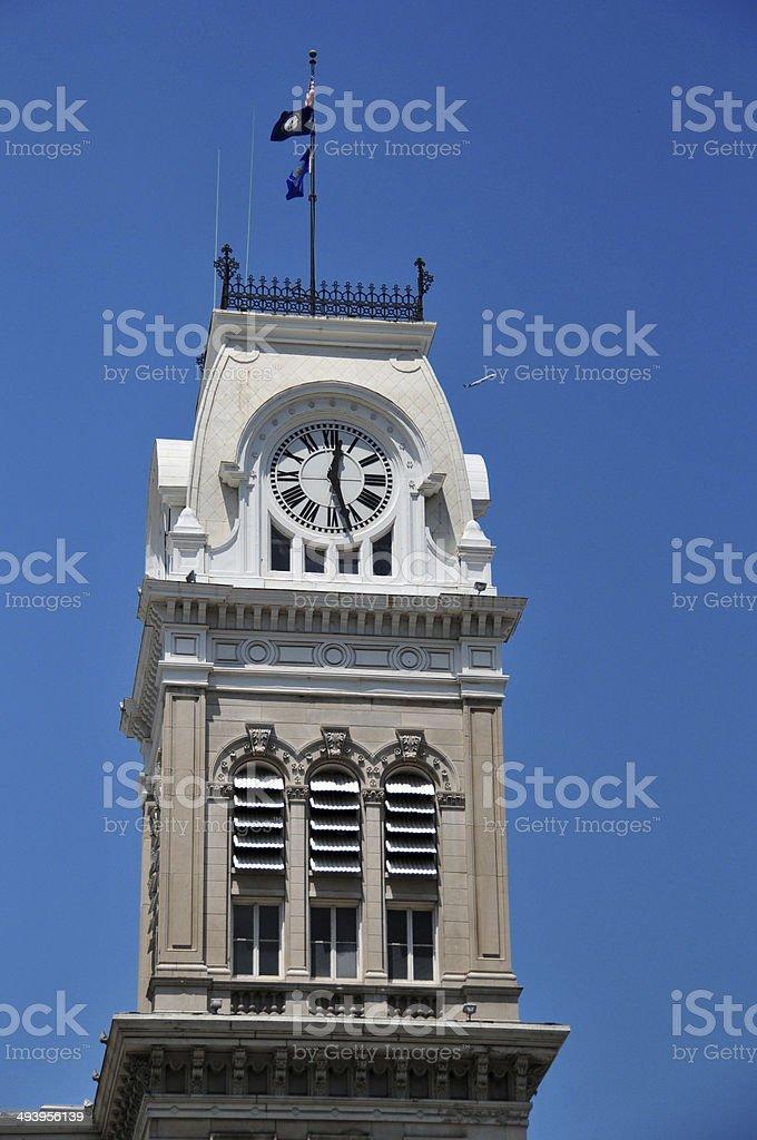 Louisville, Kentucky, USA: City hall stock photo