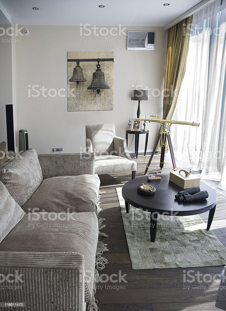 lounge 1 royalty-free stock photo