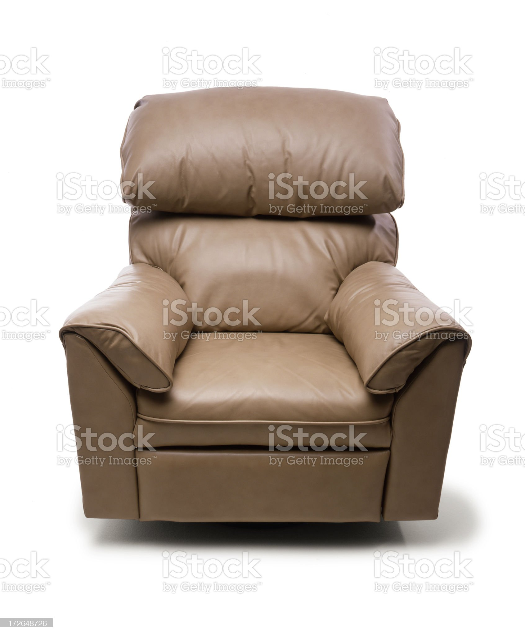 Lounge Chair royalty-free stock photo