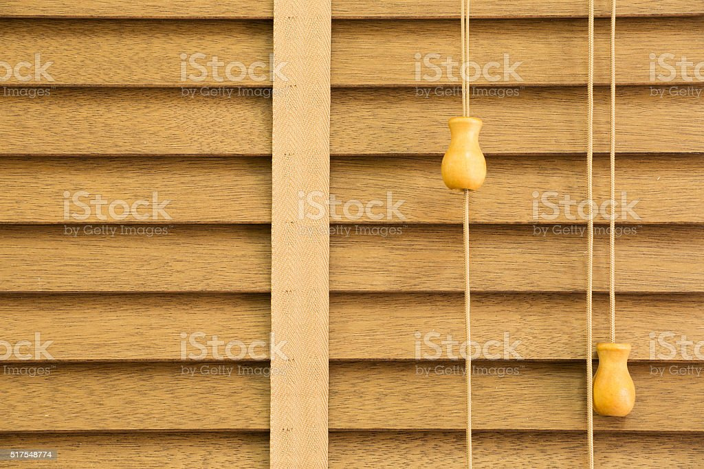 Louver wood stock photo