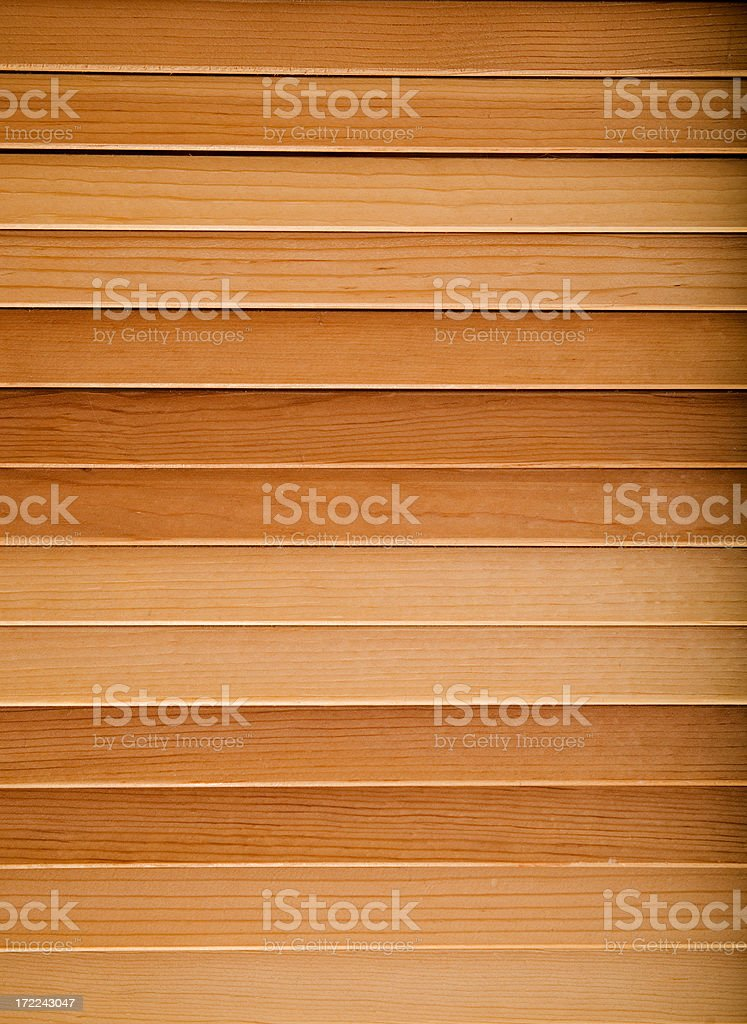 Louvered Background stock photo