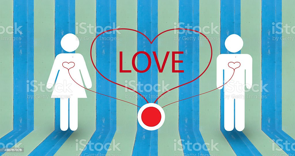 love abstract wallpaper design royalty-free stock photo