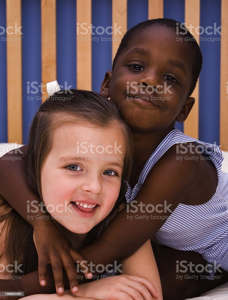 Love and Acceptance royalty-free stock photo