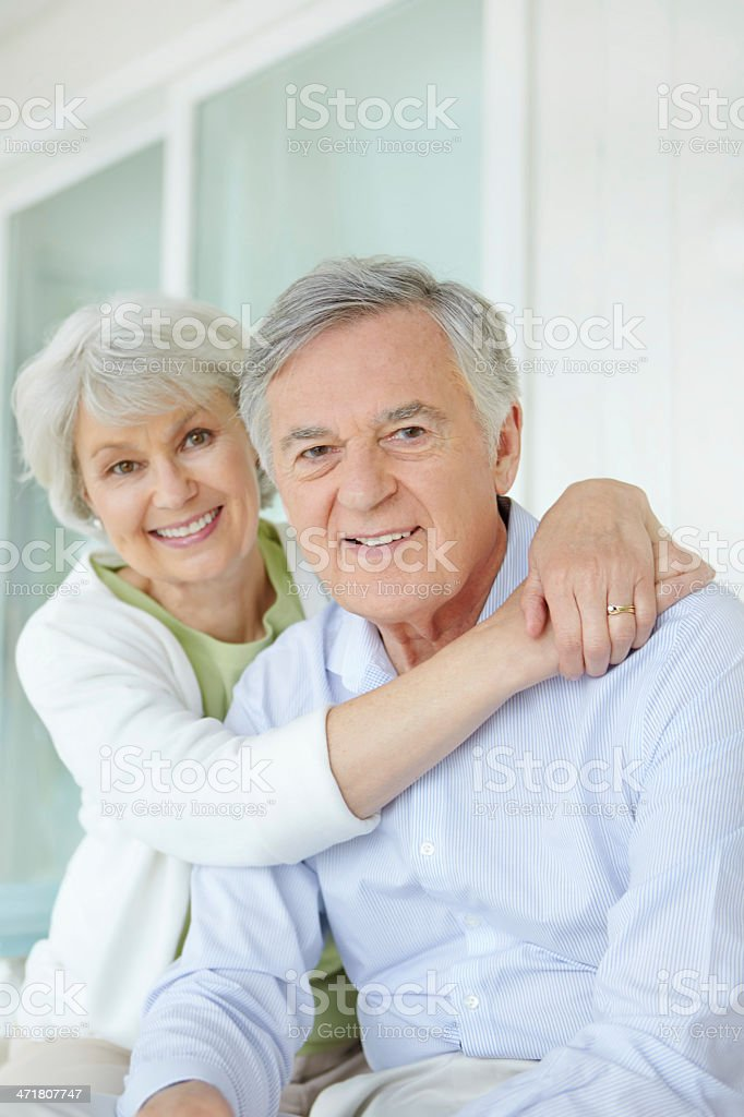 Love and affection royalty-free stock photo