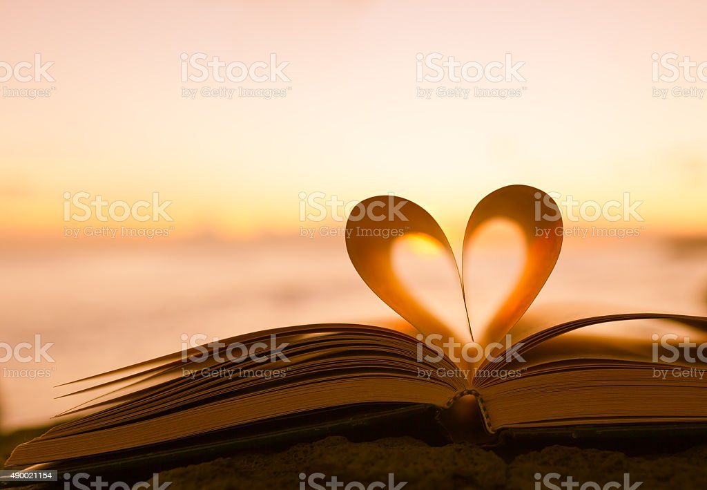 Love and health stock photo