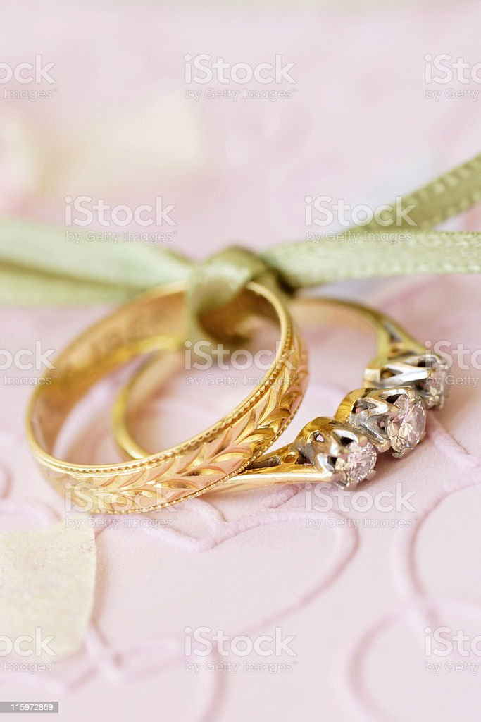 love and marriage royalty-free stock photo