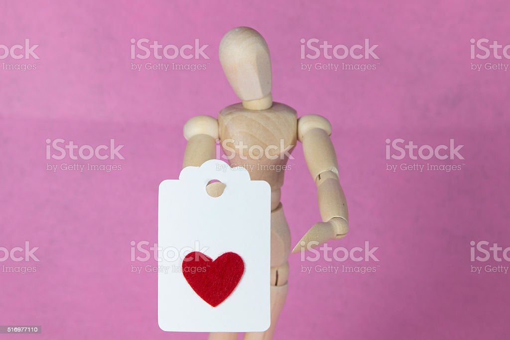 love and people, red heart stock photo