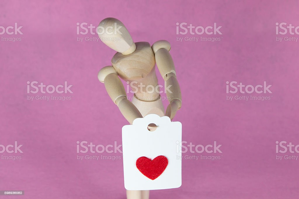 love and people Retro background love heart stock photo