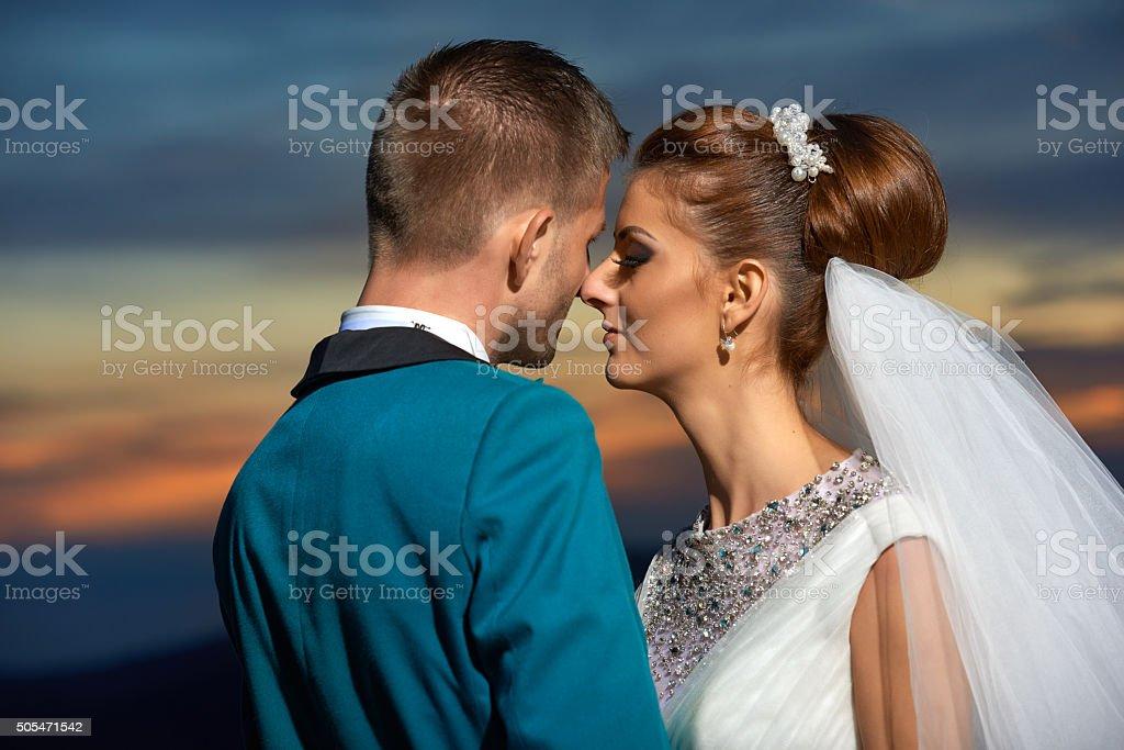 love and romance stock photo