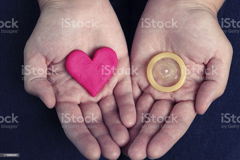 Love and Sex royalty-free stock photo