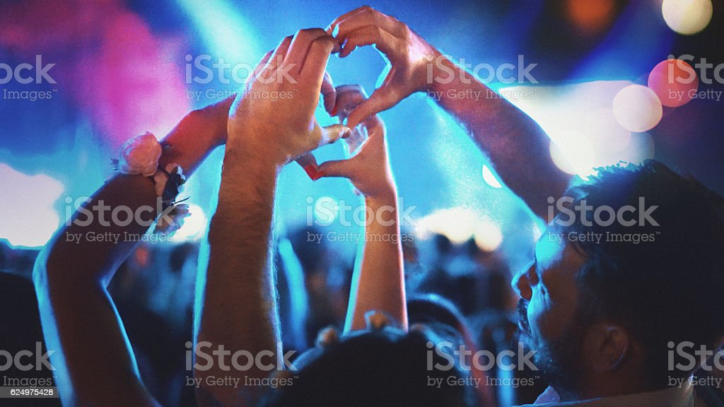 Love and unity. stock photo