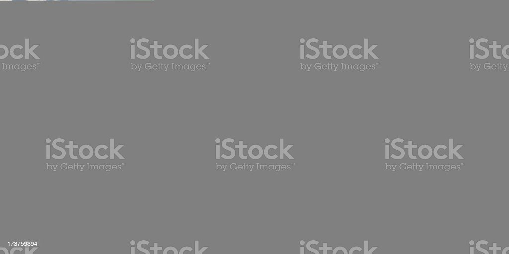 Love at the lighthouse royalty-free stock photo