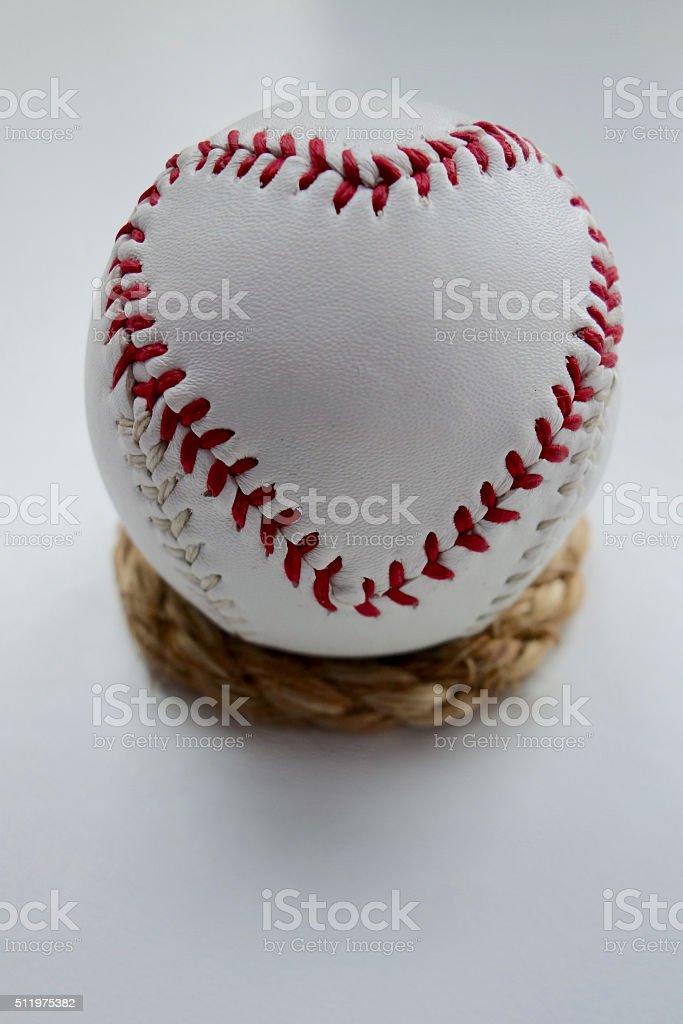 Love Baseball stock photo