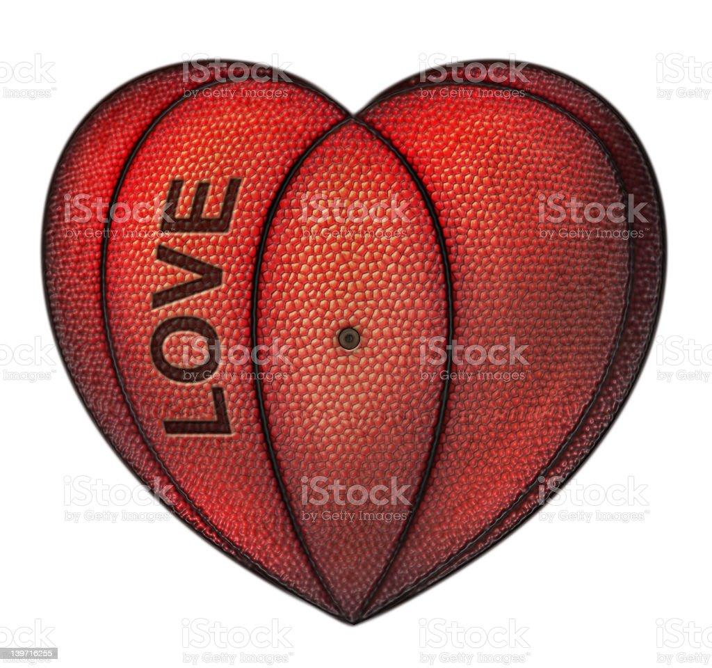 Love Basketball stock photo