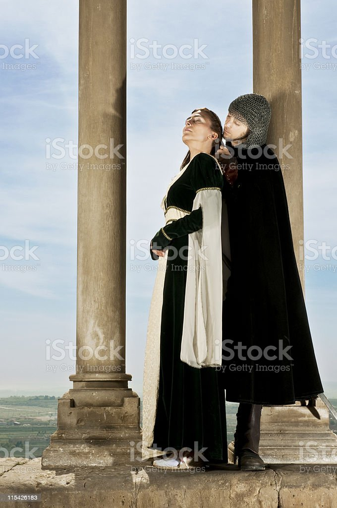 love birds stock photo