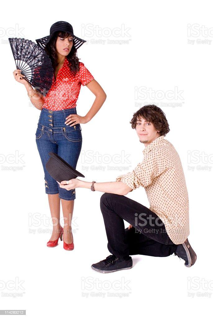 Love campaign stock photo