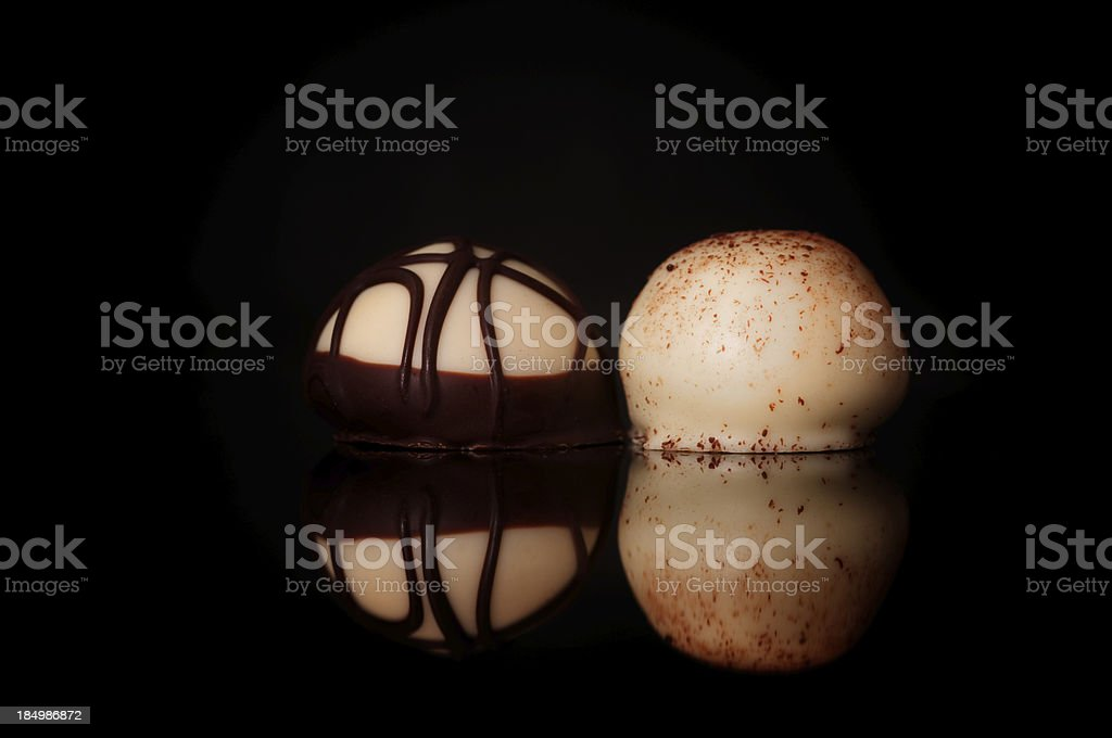 Love Chocolates royalty-free stock photo