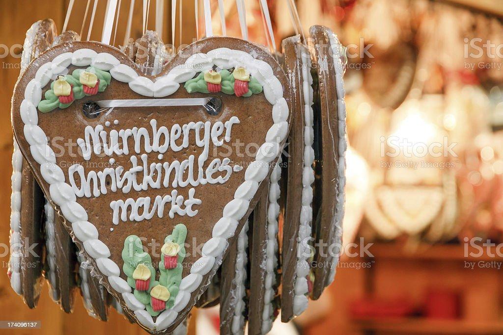 I love Christmas Markets stock photo