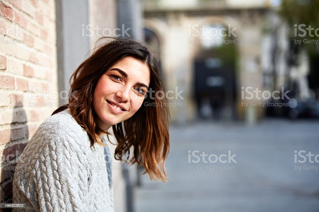 I love city living stock photo