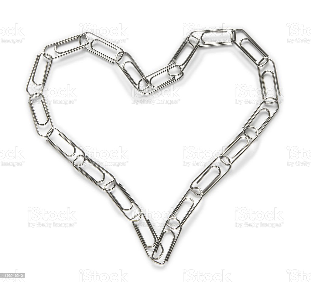 Amore clip foto stock royalty-free