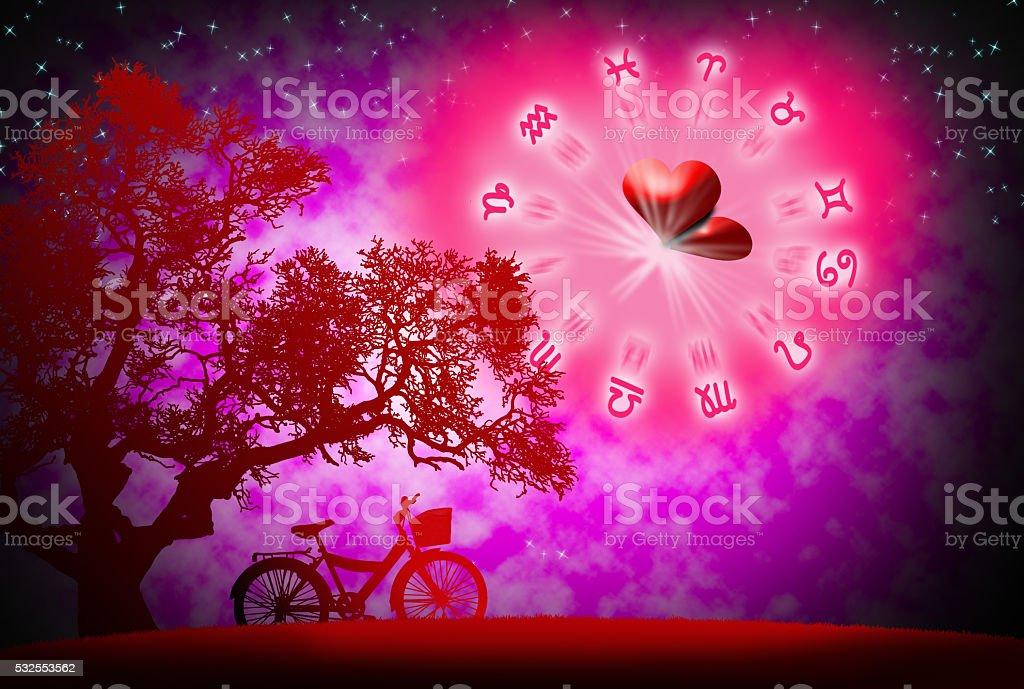 love concept stock photo