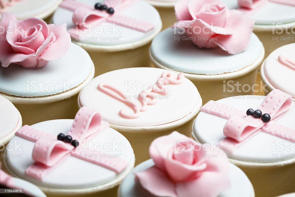 love cupcake royalty-free stock photo