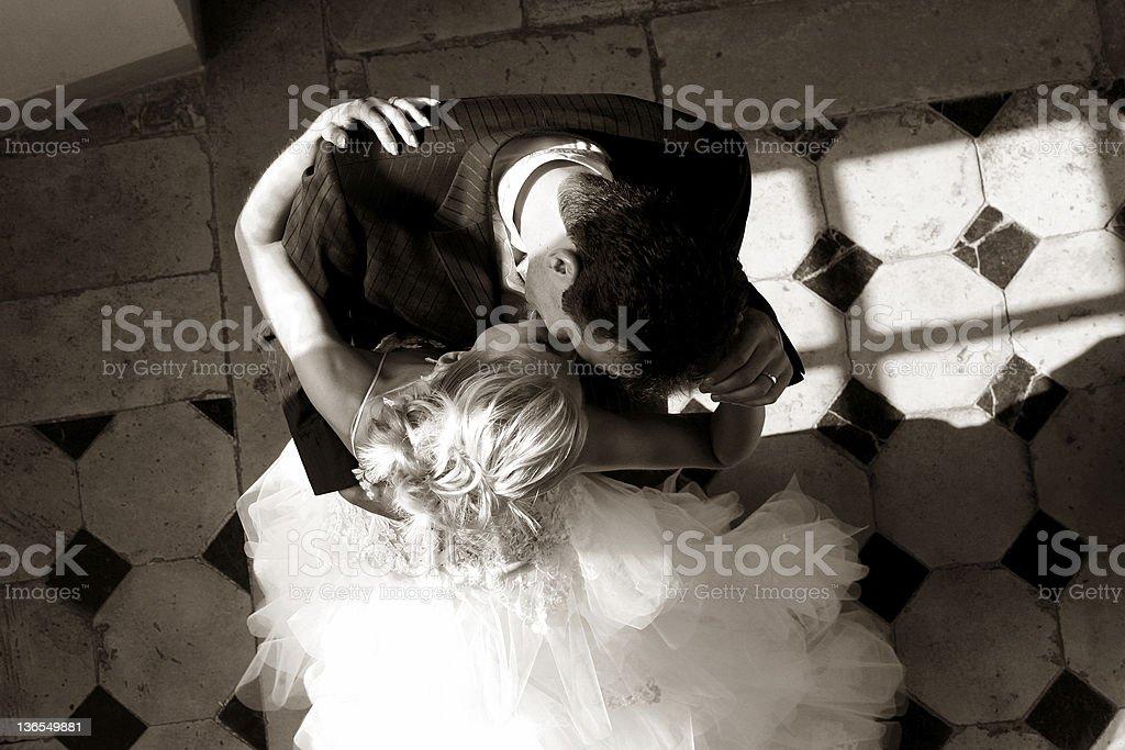 love dance stock photo