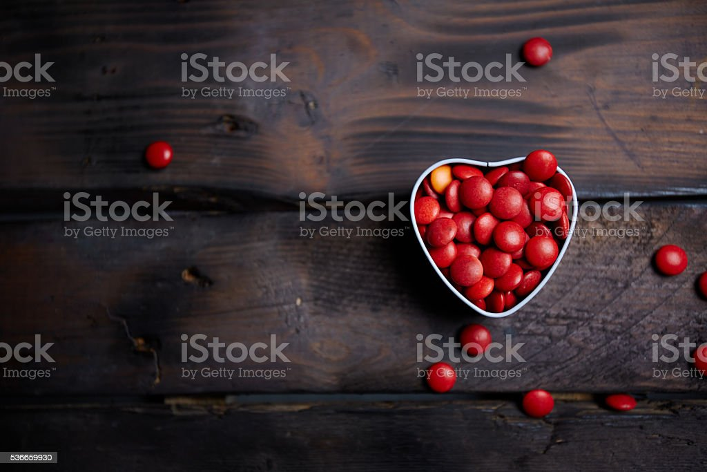 Love drage stock photo