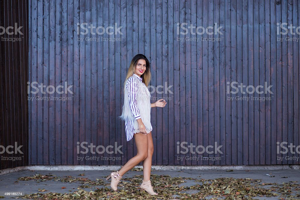 I Love Fashion! stock photo