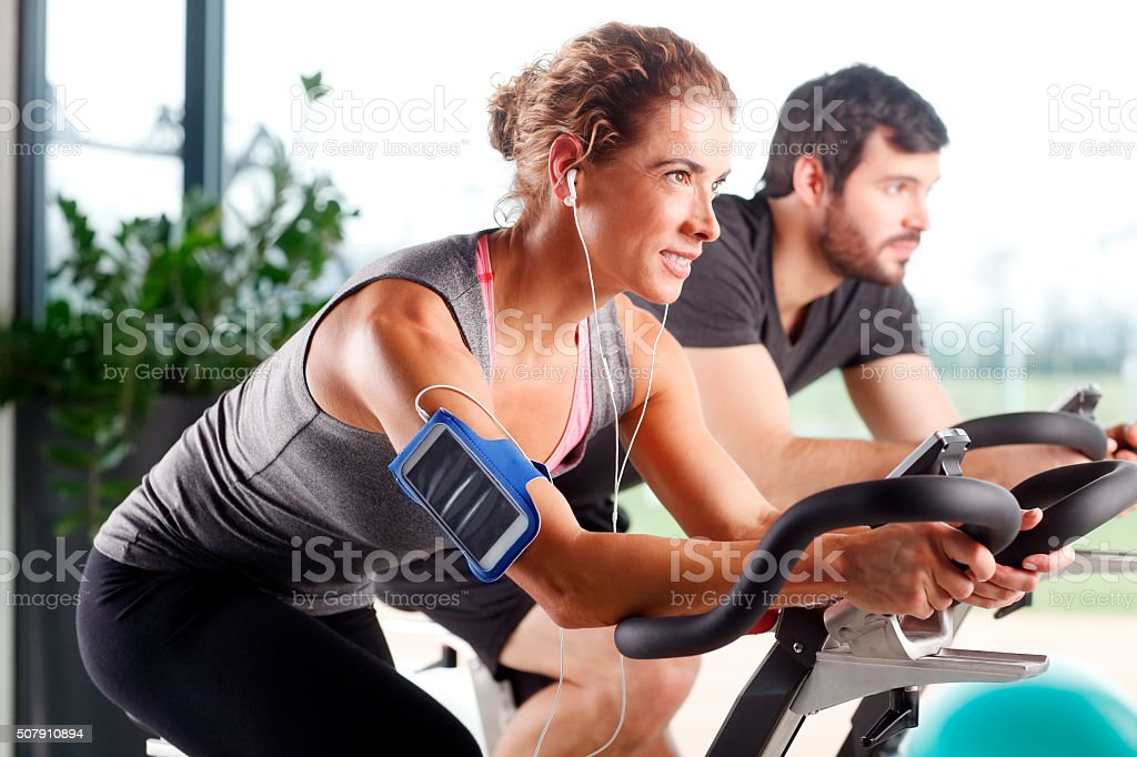 Love fitness stock photo