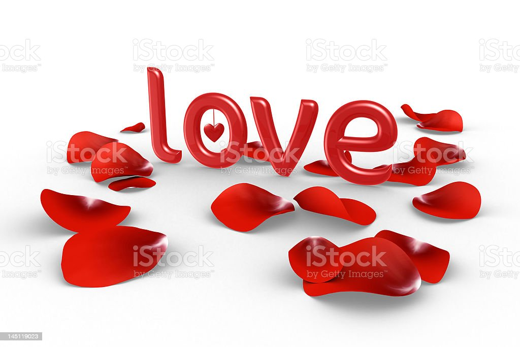 Love for all royalty-free stock photo