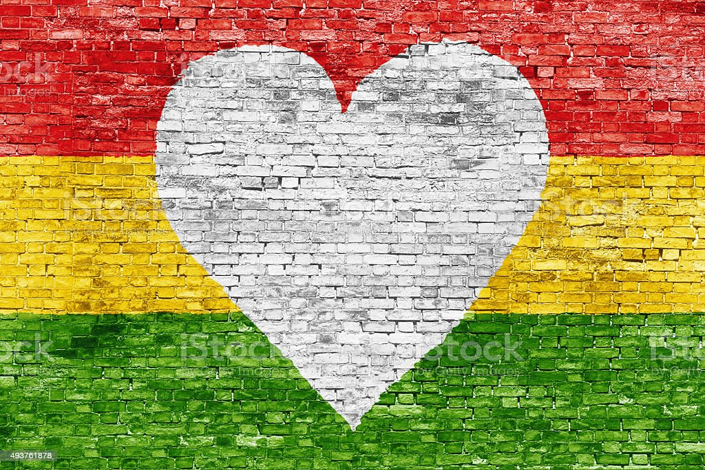 love for reggae stock photo