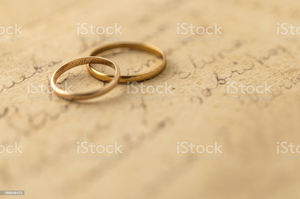 Love forever stock photo