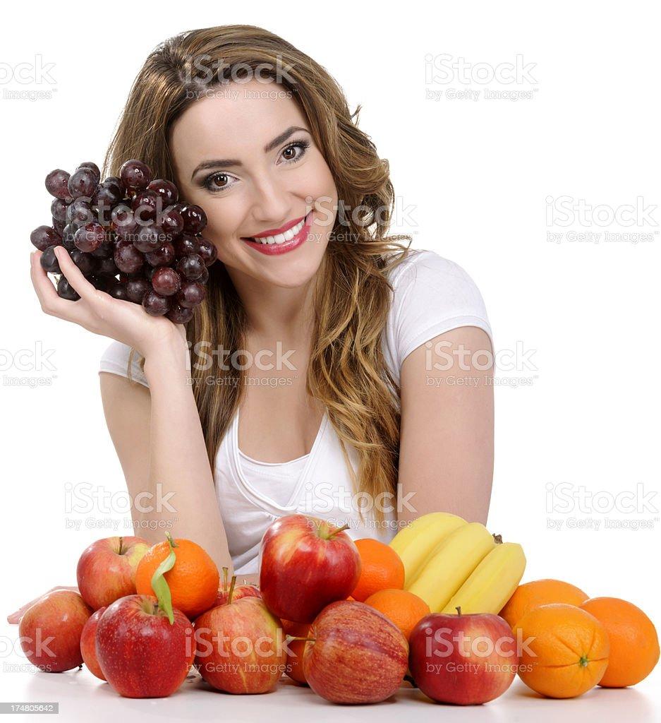 love fruits royalty-free stock photo