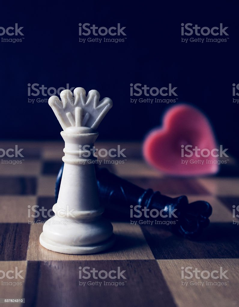 Love game stock photo