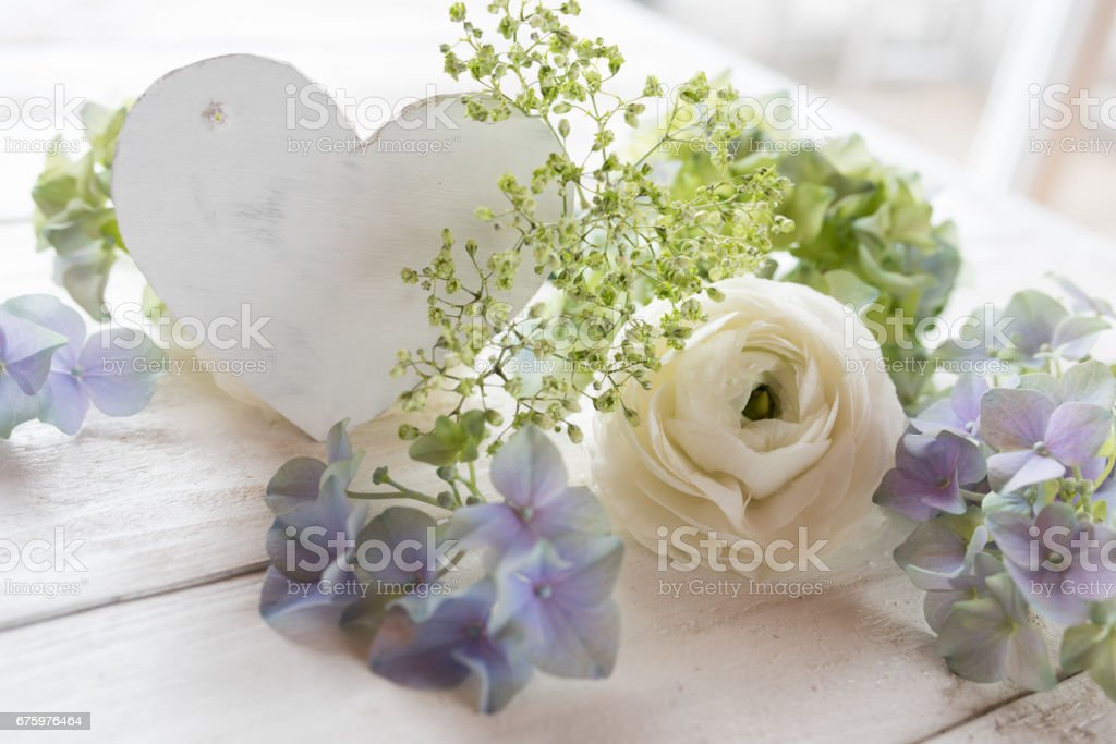 Love greetings to mothers Day stock photo