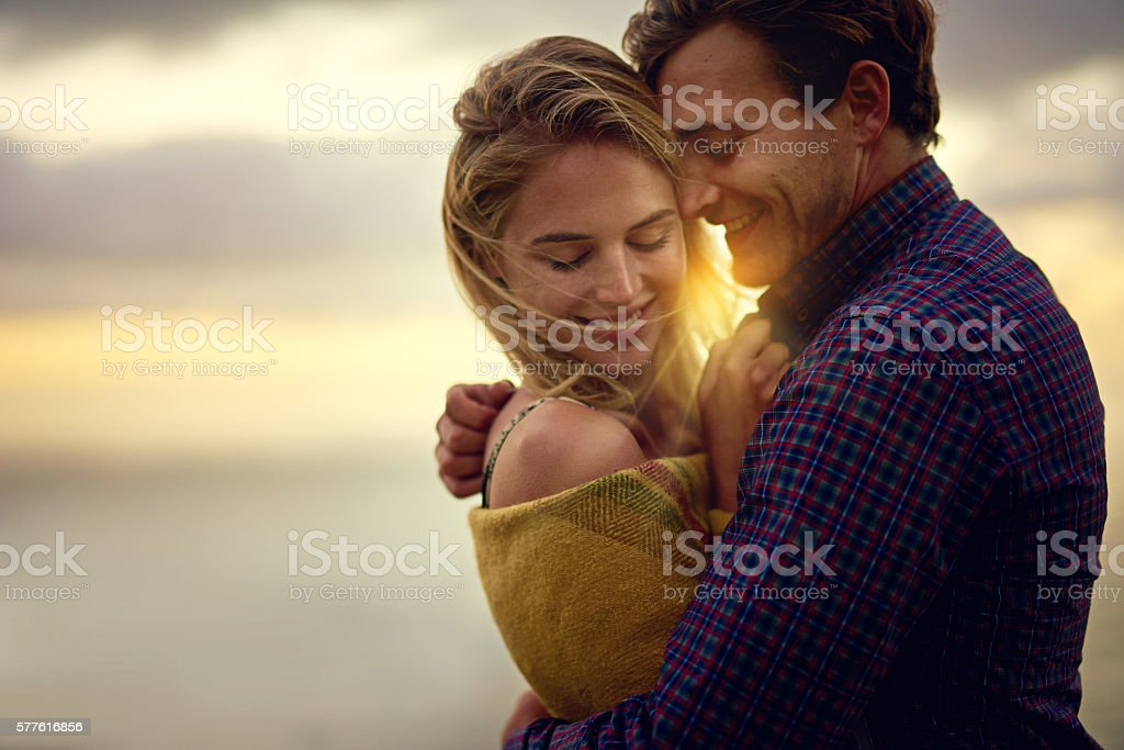 Love has it's own vocabulary stock photo
