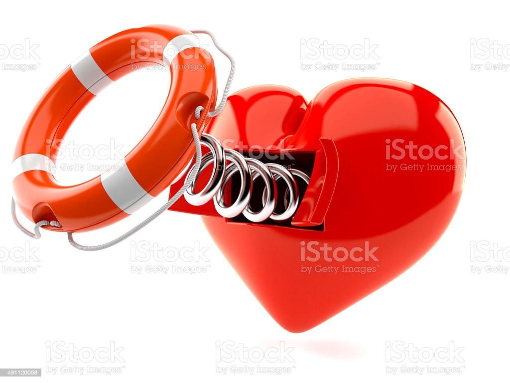 Love help stock photo