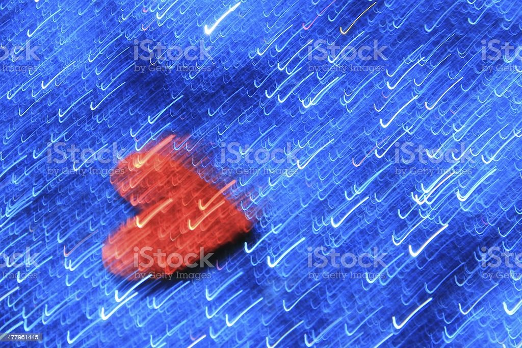 Love is always Right - Color Background of Romantic Beauty royalty-free stock photo