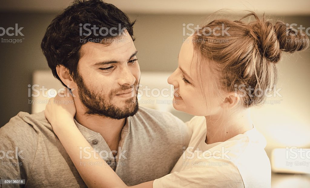 Love is in the Air! stock photo