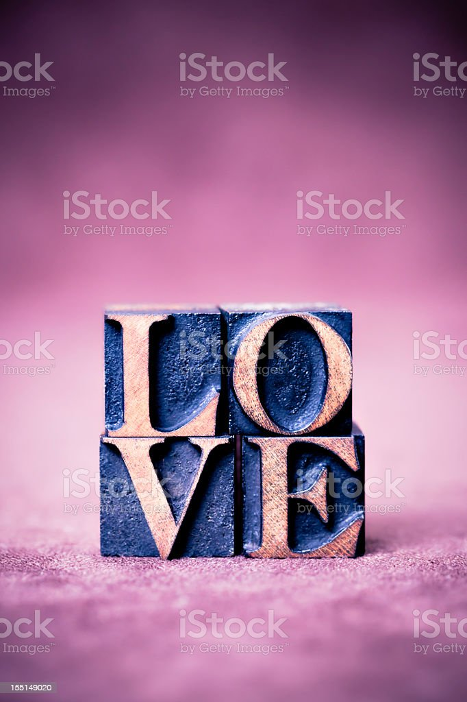Liebe ist das Stichwort – Foto