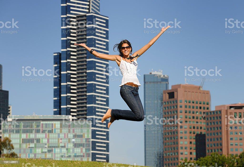 I love Melbourne, Australia (XXXL) royalty-free stock photo