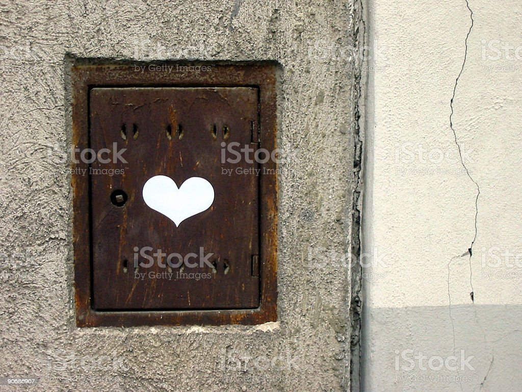 love message ... royalty-free stock photo