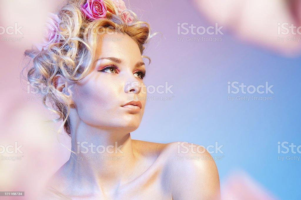 Love mood royalty-free stock photo