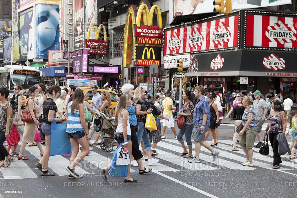 I Love New York stock photo