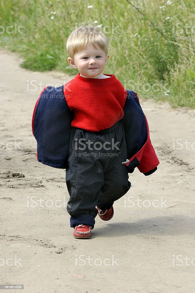 Love of child stock photo